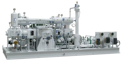 Model 5EHA-6-LT - Water Treatment Plant