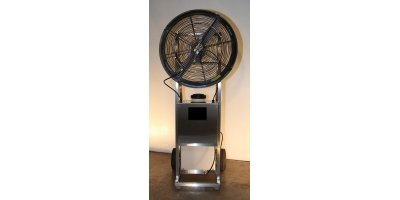 Model 20 Gallon - Port-A-Chill Stainless Steel Portable Misting Fan