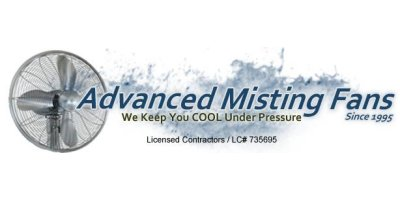 Advanced Misting Fans