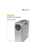 Kinetico 2020c Water Softener - Owner's Manual