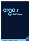 Kinetico Ergo 5 Non-Electric Water Softener Technical Sheet