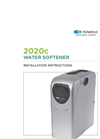Kinetico 2020c Water Softener - Installation Instructions