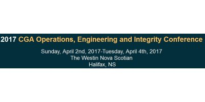 CGA Operations, Engineering and Integrity Conference 2017