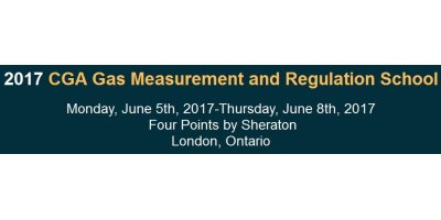 56th Annual CGA Gas Measurement and Regulations School 2017