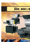 Rapid - Model 150 Series - Low Speed Granulators- Brochure