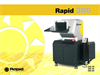 Rapid Filter - Model 300 Series - Medium Size Granulators- Brochure