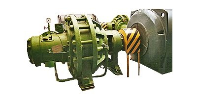 Ganz - Model BD - Sewage Pump