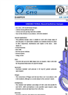 GR Series - Gas Valve - Knife Gate Datasheet