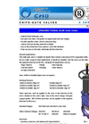 CMO - K Series - Knife Gate Valves - Brochure