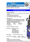 CMO - L Series - Knife Gate Valves - Brochure
