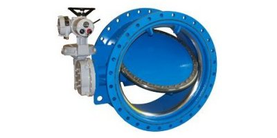 CMO - Model ME Series - Flanged Butterfly Valve