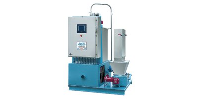 Model 500 - High Capacity Polymer Processing System