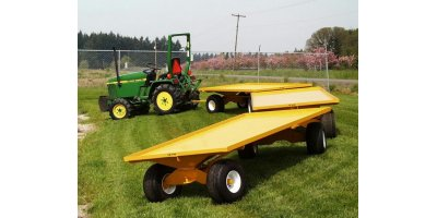 Nursery, Utility, and Transport Trailers
