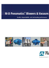Equalizer Rotary Positive Blowers- Brochure