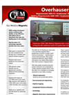 Model GEM GSMP - Potassium Magnetometer for High Precision and Accuracy Brochure