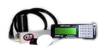 Model GEM GSMP - Potassium Magnetometer for High Precision and Accuracy