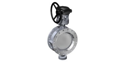 API Flange - Model B31 - 150Lb / 300 Lb - Triple Offset Buttferly Valves
