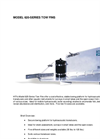 HTI - 620 Series - Towed Fins Brochure