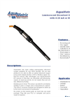 AM-LDO Series - Luminesescent Dissolved Oxygen Analyzers Brochure