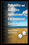 Probability and Statistics Applications for Environmental Science