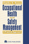 Occupational Health and Safety Management: A Practical Approach
