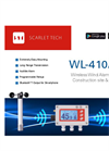 Scarlet - Model WL-410 - Wireless Wind Alarm System- Brochure