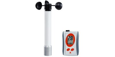 Scarlet - Model WR-3 - Long Range Wireless Anemometer