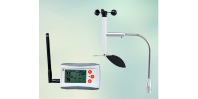 Scarlet - Model WL-11 - Wireless Data Logger Anemometer