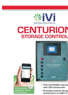 Centurion Produce Storage Control Panel Brochure