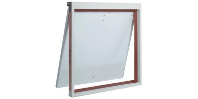 Thermadoor - Positive Air Electronically Controlled Insulated Door