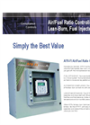 Air/Fuel Ratio Controller for Lean-Burn, Fuel Injected Engines AFR-FI- Brochure