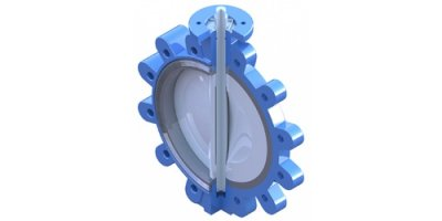 TTV - Model LUG - Concentric - Butterfly Valves Soft Seated