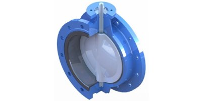 Model Double Flanged - Concentric - Butterfly Valves Soft Seated