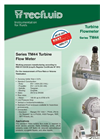 Turbine - Model TM Series - Flow Measurement Counter Meter Brochure