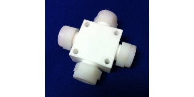Custom Sensors - Disposable Flow Cell