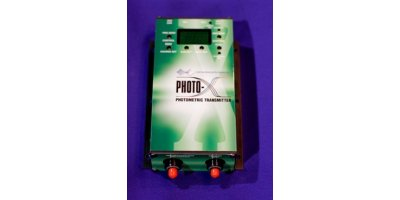 PhotoX - Model 5500 - Visible Absorbance Unit for Filter Based Photometric Transmitter