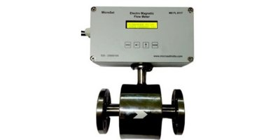 MicroSet - Model MS FL 011 - Electro Magnetic Flow Meter
