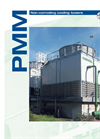 R 	Model PMM Series - Cooling Towers Brochure