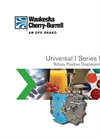 Universal I - Positive Displacement Pumps Brochure