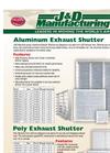 Poly Exhaust Shutter- Brochure