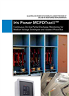 MCPDTracII - Switchgear Continuous Monitoring System Brochure