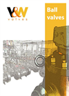 Ball Valve Products - Brochure
