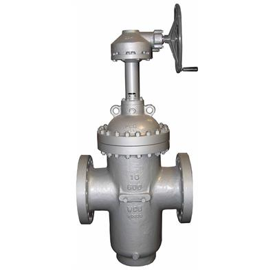 Gate Valves by Vector & Wellheads Engineering S L