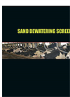 McLanahan - Agricultural Sand Dewatering Screens Brochure
