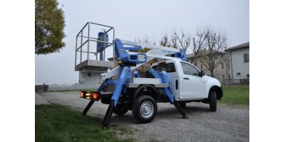 Model A314 series - Articulated Aerial Platforms