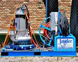 Javeler - Model DP-20 - Submersible Electric Dredge Pump with 4″ Discharge