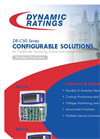 Model DR-C50 - Customer Configurable Monitor Brochure