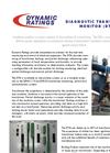 Model DM-Series - Rotating Machine Monitor Brochure