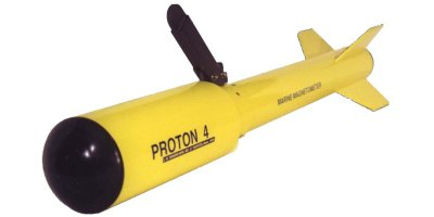 Proton - Model 4 - Ultimate Detector for Iron and Steel