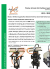 GX1 Single Pump Manual Rate Controller System Brochure